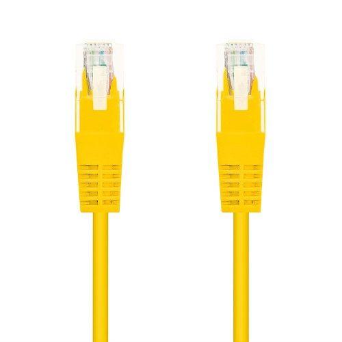 Cable de red UTP CAT6 3 M Amarillo