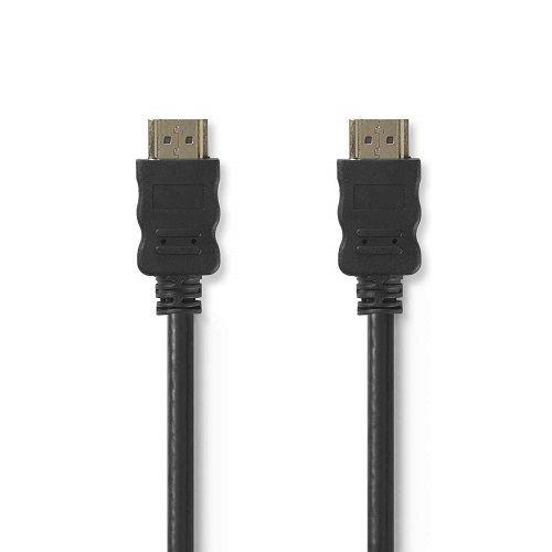 Cable Hdmi contactos dorados 1.5 M Negro