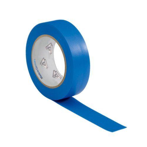 Cinta aislante de 19x0.15mm 20 M Azul