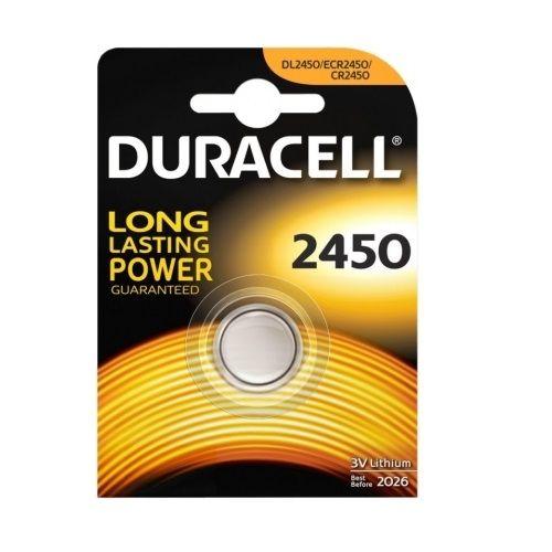 8b1e749a713ab Pila de litio Duracell CR 2450